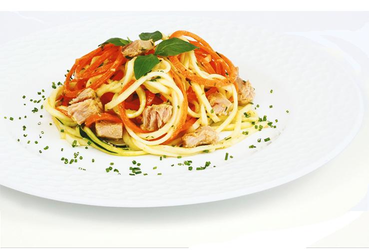 Špagety s tuňákem Calvo