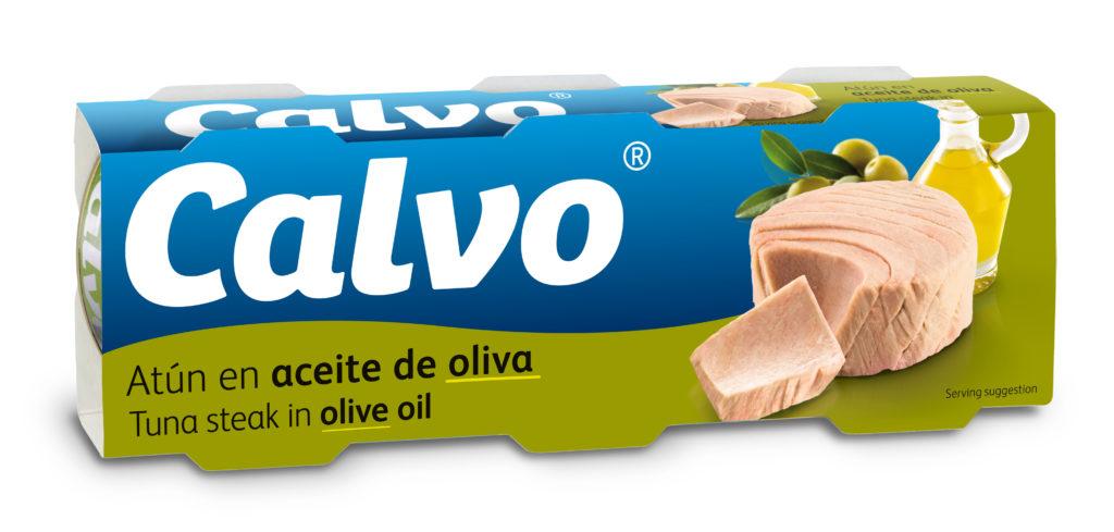 Tuňák volivovém oleji