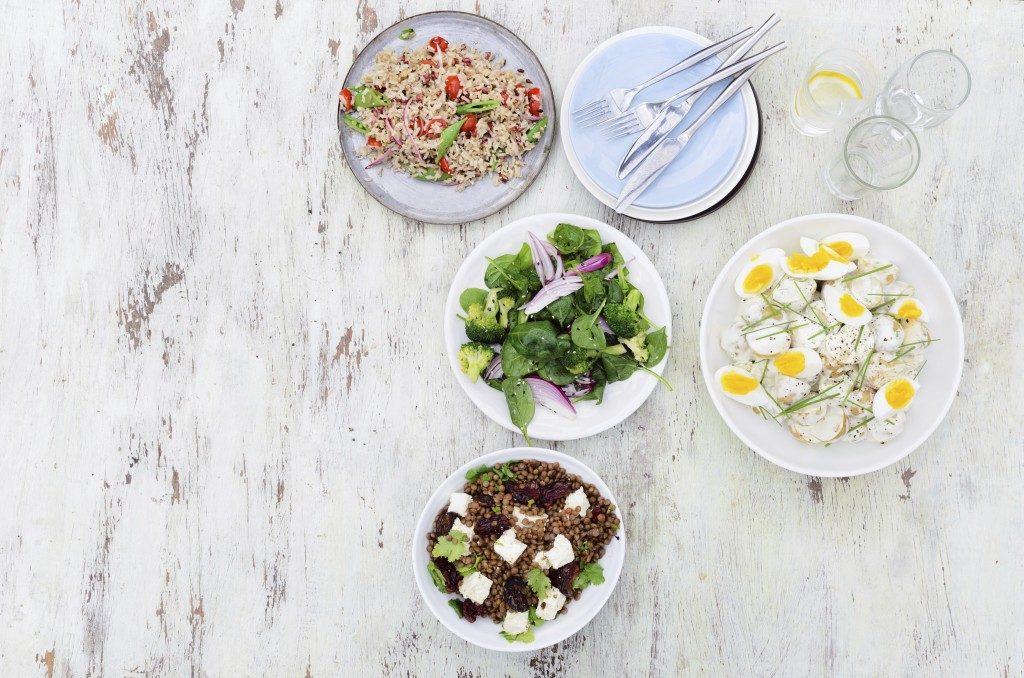 8 tipů nazdravou večeři
