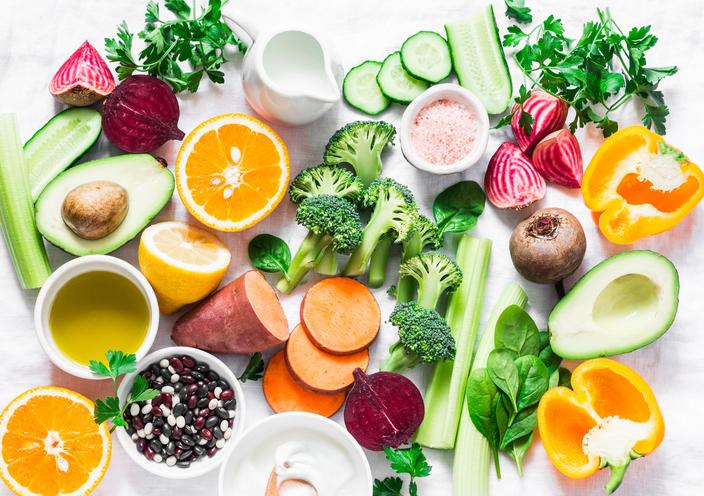 Nejlepší potraviny pro udržení si mladé pleti