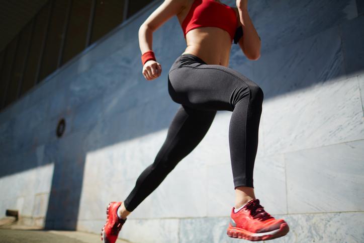 Aerobní vs. anaerobní cvičení