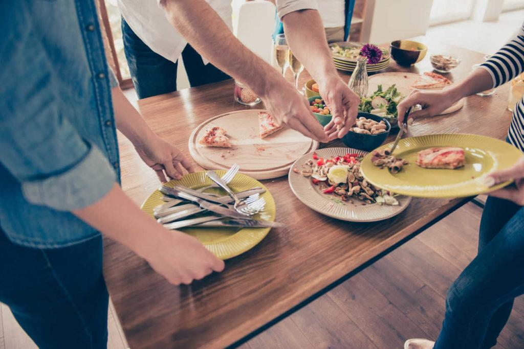 10 tipů, jak neplýtvat jídlem