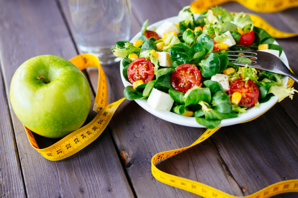 Zdravé stravování nebo dieta?
