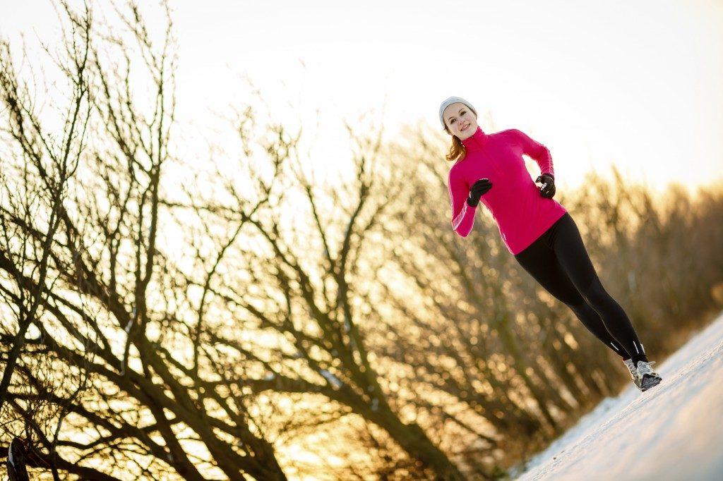 10 věcí, nakteré byste neměli zapomínat při běhu vzimě