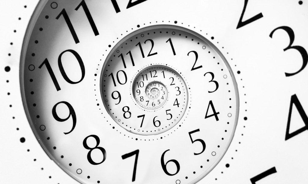 Odhalte zloděje času!