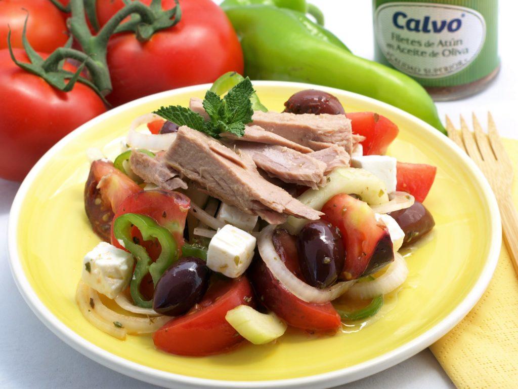 Horiátiki salata